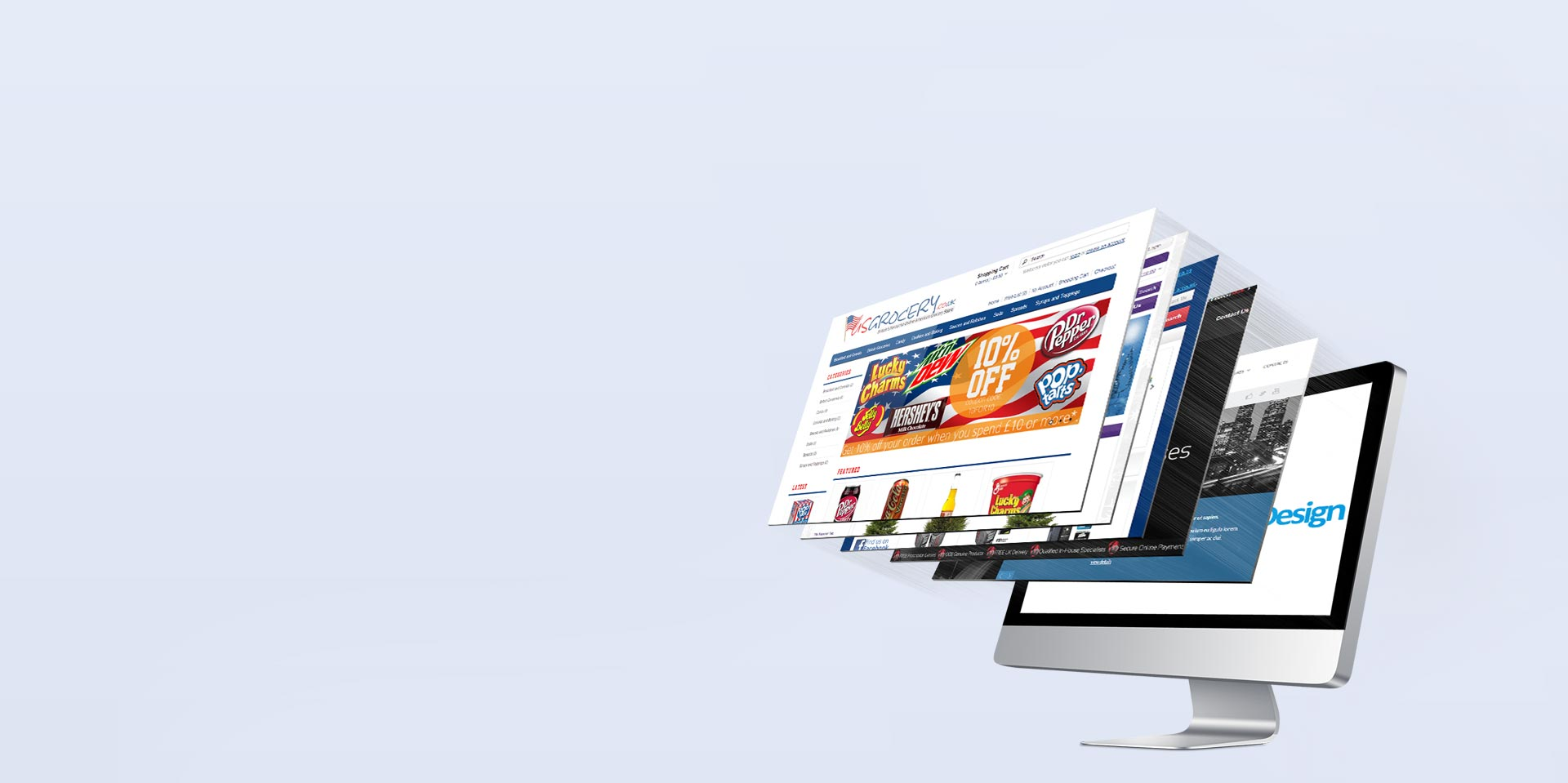 Second World Solutions Website Design and development Services in Kanpur